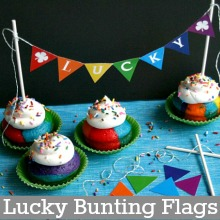Lucky Bunting - Page