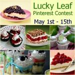Lucky Leaf Pinterest Contest