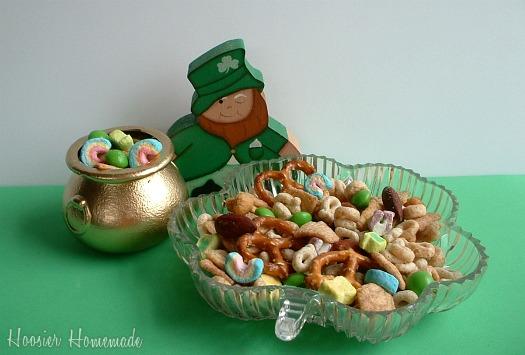 St. Patrick's Day Lucky Mix