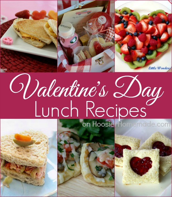 valentine s day food ideas