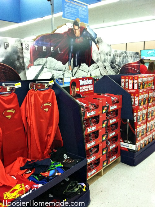 Man of Steel :: Superman Movie at Walmart