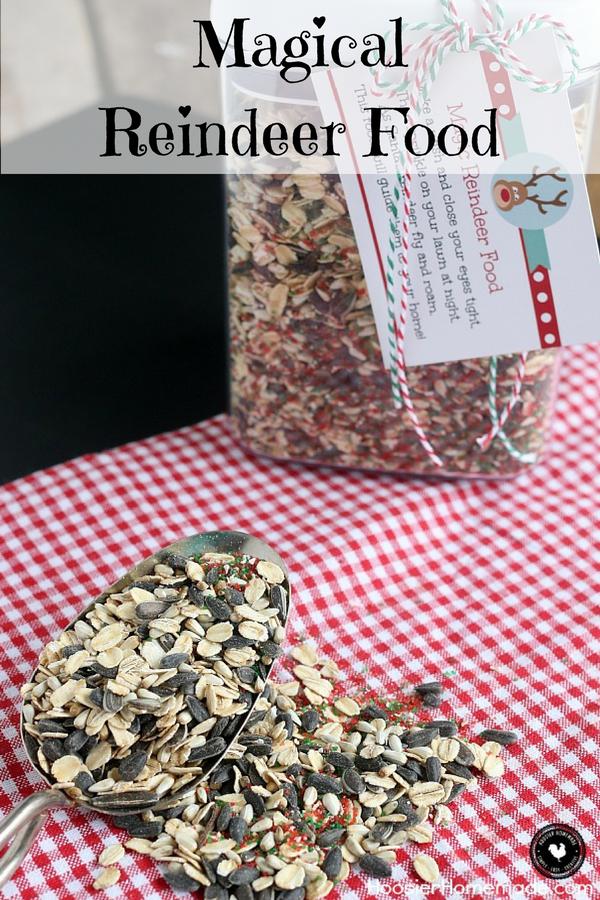 Magical Reindeer Food Recipe