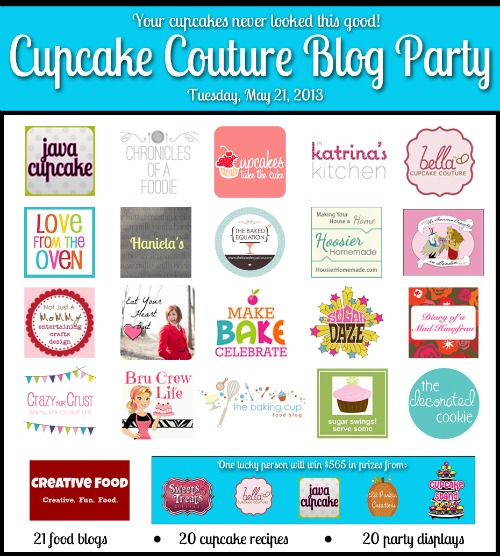 Cupcake Couture Blog Party