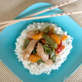 Mandarin Chicken Stir-Fry Recipe