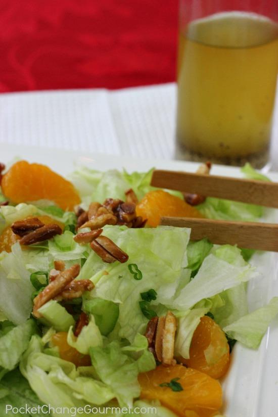 Mandarin Orange Salad