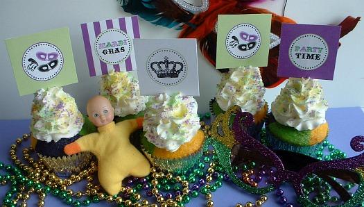 Mardi Gras Cupcakes.featured
