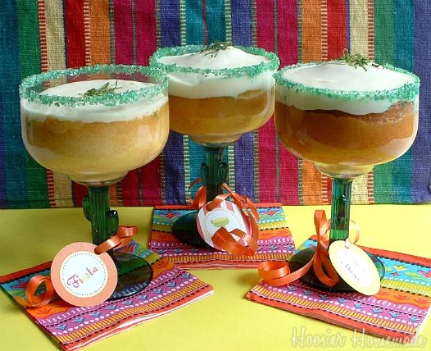 Margarita-Cupcakes