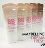 Maybelline Dream Fresh BB Product Review
