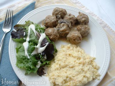 Meatball Dinner.1