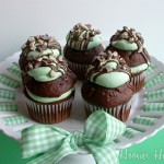 Mint Chocolate Cupcakes - March 2011