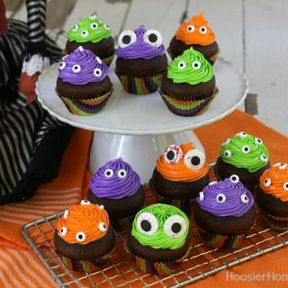 Halloween Cupcakes for Kids