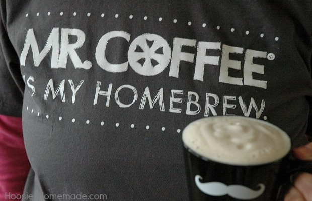 Mr Coffee Cafe Latte Machine
