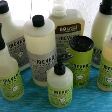 Mrs.Meyers Cleaning Products