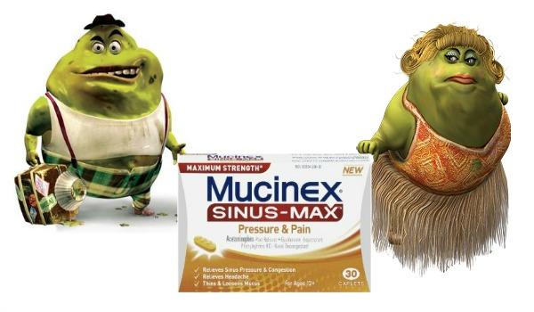 Mucinex Sinus Max TM