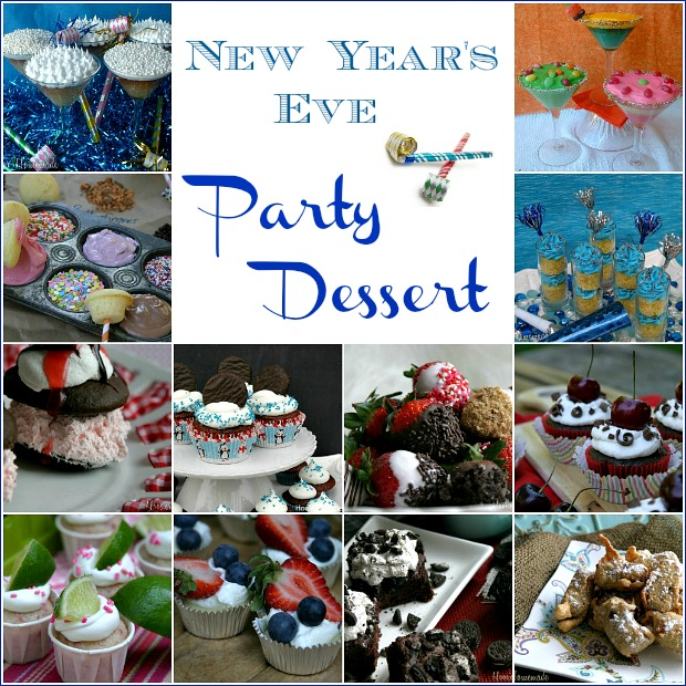 new year s eve party dessert recipes new year s