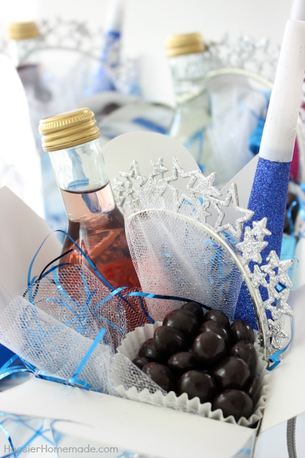 Party Favors for New Year's Eve