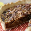 Triple Nut Tart | Recipe on HoosierHomemade.com #ThinkFisher