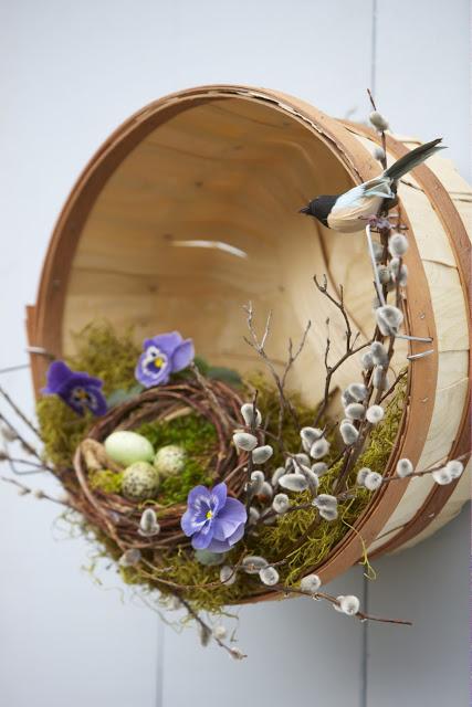 Basket Wreath