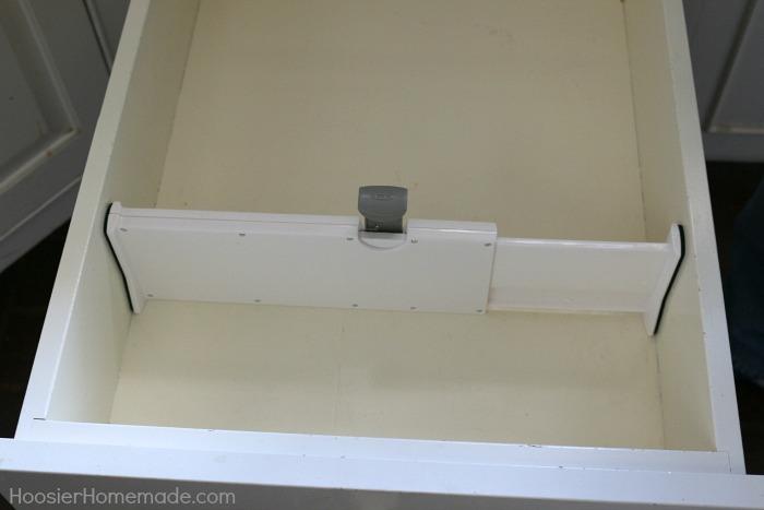 OXO drawer divider