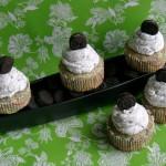 Oreo Stuffed Cupcakes - February 2012