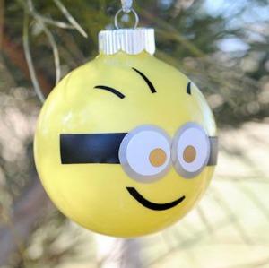 DIY Character Ornaments :: HoosierHomemade.com
