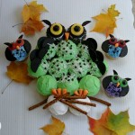 Owl Cupcakes - August 2012