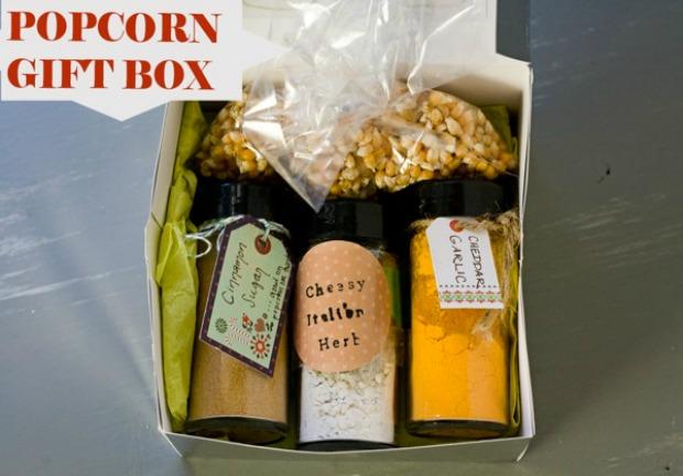 popcorn seasoning gift set