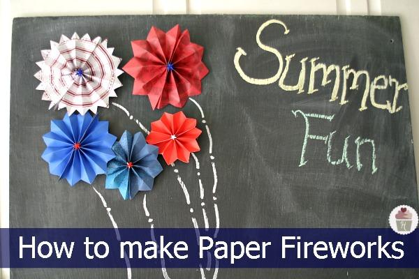 Paper-Fireworks