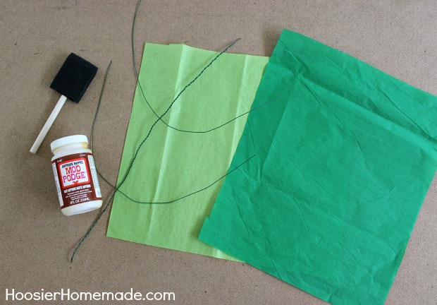 How to make giant tissue paper flowers hoosier homemade now mightylinksfo