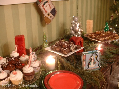 Holiday Party Chex Mix Frozen Hot Chocolate And More