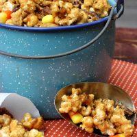 Pecan Caramel Popcorn Crunch