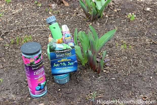 Spring Yard Work Made Easy :: HoosierHomemade.com