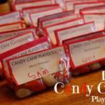 Homemade Peppermint Playdough: 100 Days of Homemade Holiday Inspiration