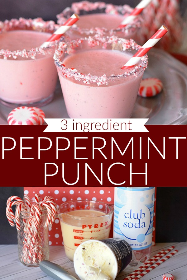 Peppermint Punch