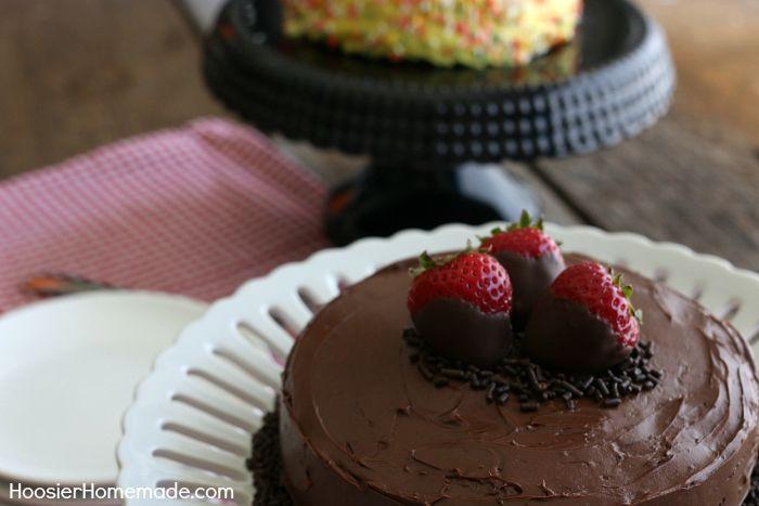 Perfect Size Cake