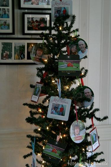 Christmas Tree Tour Photo Tree Hoosier Homemade