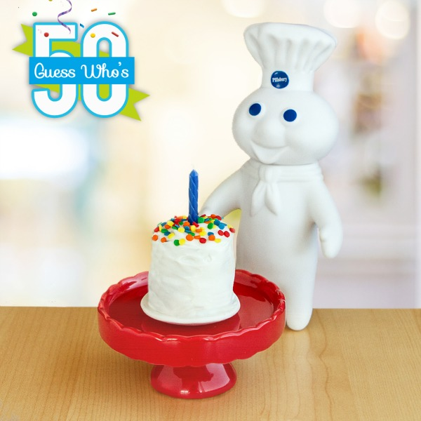 Pillsbury Doughboy celebrates 50 years