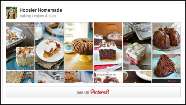 Pinterest Cake Boards