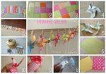 Pinwheel Garland ~ How to Tutorial