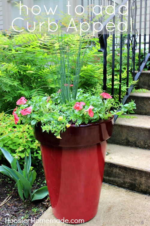 How To Add Curb Appeal Hoosier Homemade