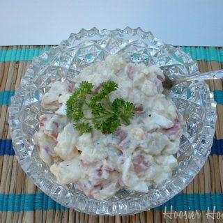 Classic Red Potato Salad Recipe