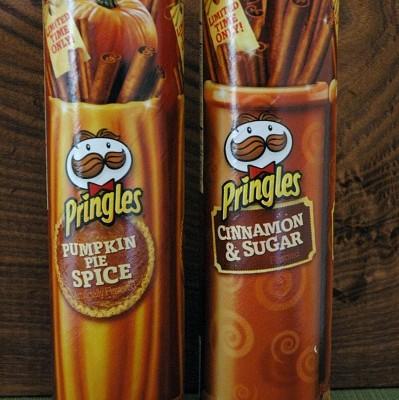 Pringles New Flavors