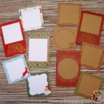 Printable Christmas Tags: 100 Days of Homemade Holiday Inspiration