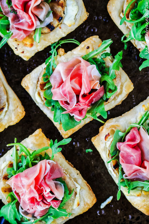 Puff Pastry Appetizer