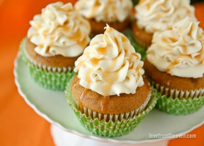 Pumpkin-Cupcake-Recipes