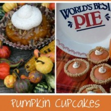 Pumpkin-Cupcakes