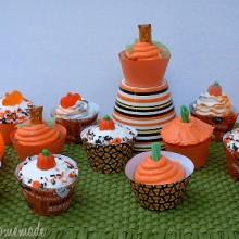 Pumpkin Cupcakes.1