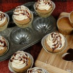 Pumpkin Cupcakes - November 2012