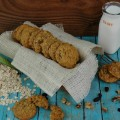 Pumpkin Oatmeal Cookie Recipe :: HoosierHomemade.com
