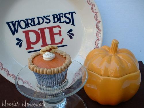 Pumpkin Pie Cupcakes.2